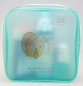 Custom decorative clear acetate boxes pvc cake boxes