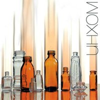 Glass Bottles for Medicine -Perfume - Liqueurs