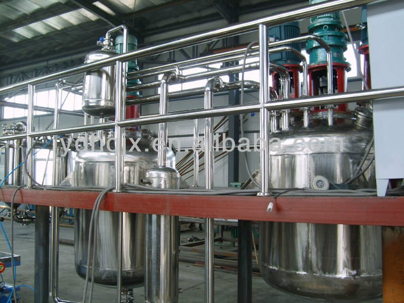 Wall Paint Manufacturing Plant