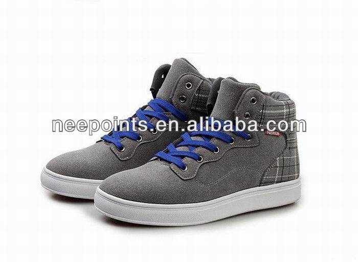 2014 new design skateboard shoes