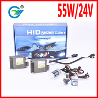 Wholesale 24V 55W AC Bus Truck Light HID Xenon Conversion Lights