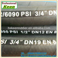 middle pressure rubber hose assemblies r2 rubber resin hose, cheap rubber hose