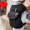 Motorcycle Waist Fanny Pack Hip Rider Tactical Military Drop Leg Bag,YX-WB-19