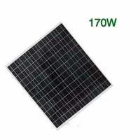 Alibaba Golden China Supplier 250W 260W 270W 280W Transparent Colorful Solar Panel