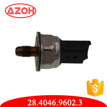100% tested before delivery Common Rail Pressure Sensor for Renault OEM. 166392853R-A, H8201142075, 28.4046.9602.3, 091213KHH