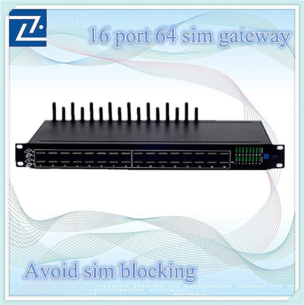 Voip phone gsm gateway 16 channel gsm modem