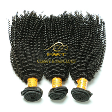 7A 8A 9A Cheap Wholesale Brazilian Virgin Afro Kinky Curly Human Hair Weave