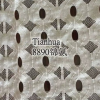 fashionable Italian lace fabric for curtain