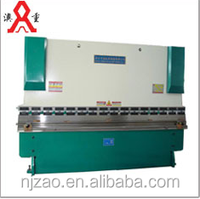 hydraulic metal steel stainless sheet responsible and tireless second hand plate bending machine