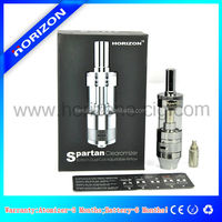 alibaba electronic cigarette mechanical mod horizon spartan vaporizer /high demand rebuildable ecigator ecig atomizer