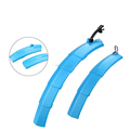 Telescopic Bike Bicycle Fender, Mountain city folding road bike Front Rear Mudguard