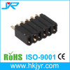 single row straight angle 6 pin female header PH1.27mm with cap