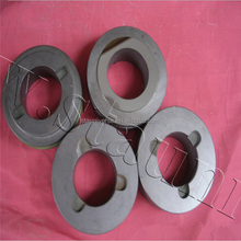 factory price silicon carbide gasket sic/ssic/rbsic seal ring manufacturer