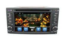 Android 4.2.2 system for SUBARU Impreza 2008 2009 2010 Car DVD with gps with dual core CPU capacitive screen 1G RAM