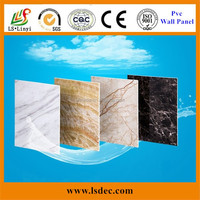 New design cheap interior wall paneling home depot pvc sheet price