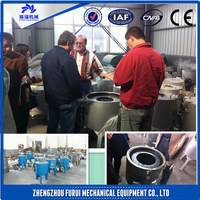 Automatic deep fryer oil filter machine/coconut oil filter machine