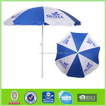 6ft outdoor umbrella parasol nylon beach umbrellaL-b060