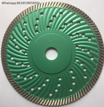 105mm 115mm 180mm 230mm turbo wave diamond blade/disc for cutting granite stone