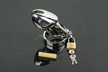 medical 316 stainless steel keyholder chastity, cock cage chastity belts