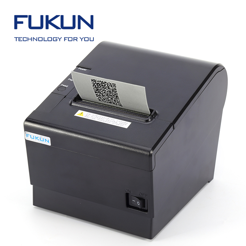 FUKUN FK--POS80-BS Good Price Bluetooth Pos Thermal Receipt Printer For Tablet