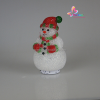 mini driver muiticolor changing young santa claus music box woofer system most portable bluetooth speaker