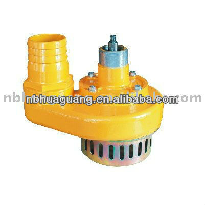 flexible hose driven water jet pump submersible water pump