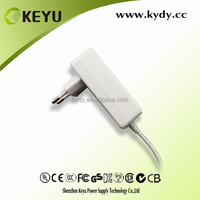 AV products and security protection products sr output power adapter 12V 1.5A with CE FCC UL certification