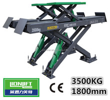 factory direct sale hydraulic car lift / scissor car lift / auto lift 3000