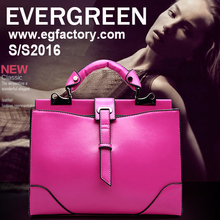 2016 Fashion ladies tops latest design bags Classical ladies handbag shoulder hand bags SY5724
