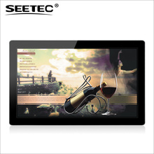 SEETEC Wall Mounting Advertising monitor full HD multimedia player for peugeot 406 spare parts