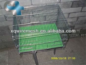 rabbit hutch covers/kennel wire cage