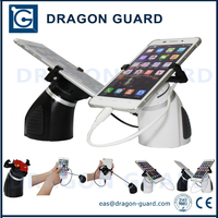 Hot sale anti-theft android tablet security stand with alarm alarm holder stand for mobile phone