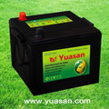 Yuasan Latest Direct Manufacturing 12V JIS MF Auto Battery--(US-6TN-MF)12V100AH