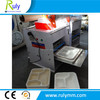 hot sale hand-actuated fast food box sealing machine