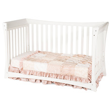 Factory Directly Wooden Furniture Beds New Born Baby Crib Bedding Set