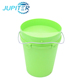 No MOQ free sample farming PP automatic green plastic poultry feeders drinkers bucket for animal