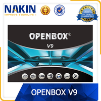Genuine openbox v9 HD digital satellite receiver