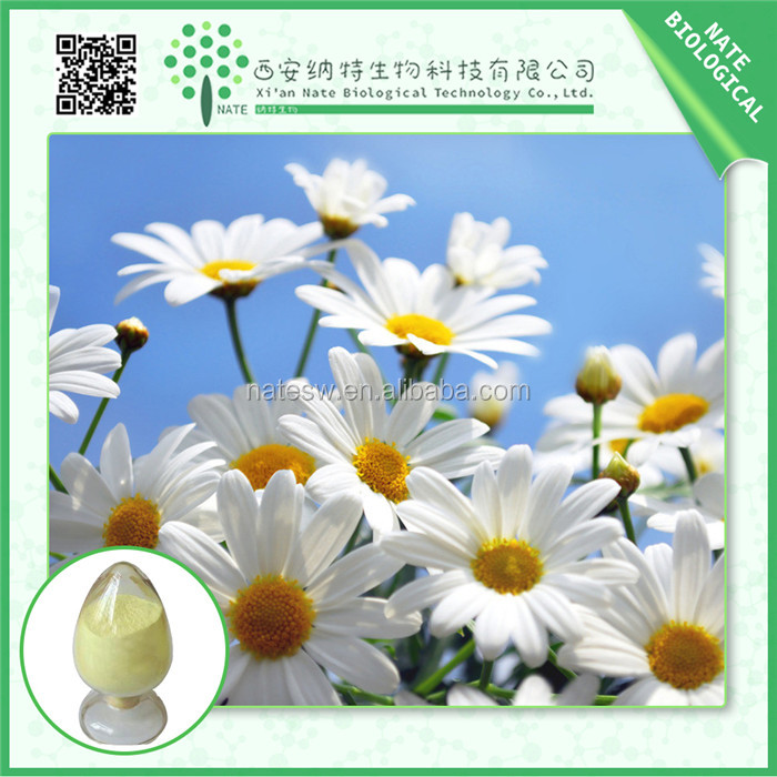 Gold Supplier China Herbal Extract / 98% high quality chamomile flower extract