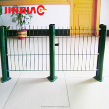 3d curved welded yard guard wire mesh fence