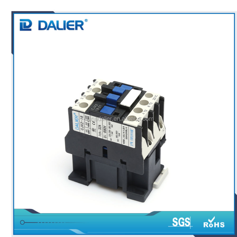DALIER LC1 D18 electrical magnetic types of ac contactor