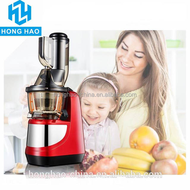 New design korea big mouth slow juicer with great price