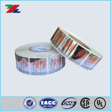 PVC Shrink Sleeve/PVC Shrink Sleeve Label For Battery