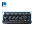 Dustproof programmable membrane keyboard with 101 keys