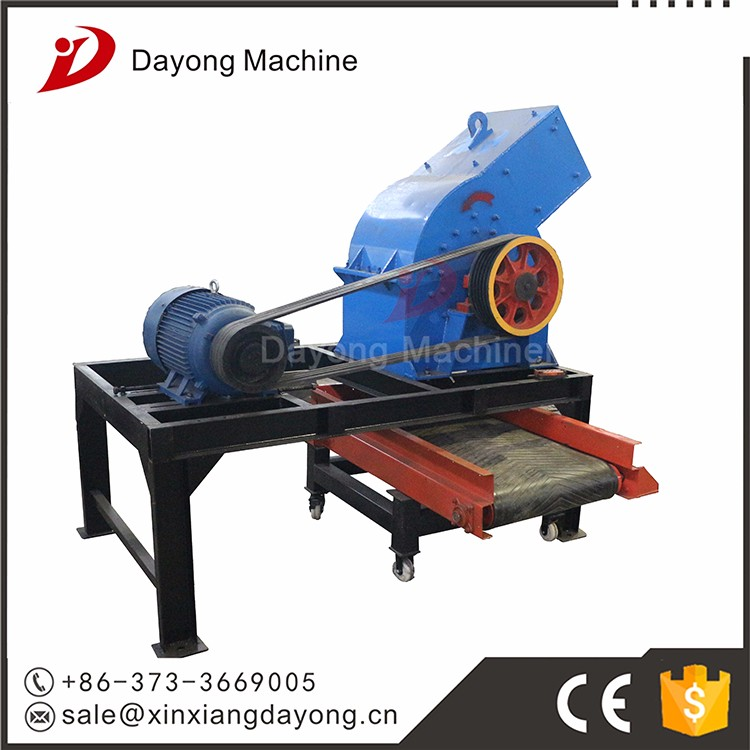 High efficiency and productivity pebble hammer crusher
