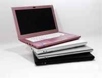 13 inch laptop notebook computer Inter Celeron 1037U 1.86GHz 1G Ram 160G hdd with DVD drive free mouse gift