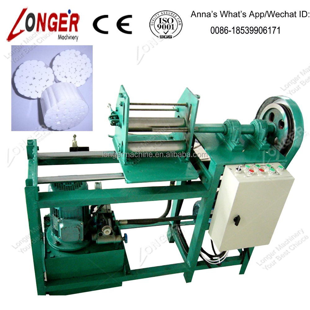 Medical Cotton Roll Making Machine Initial Processing Machine For Lap