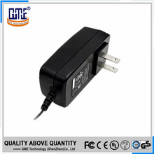 PSE certified Japan 12v 1500ma ac dc digital photo frame power adapter
