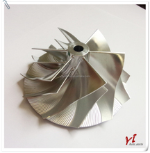 aluminum Turbo S400 Billet Compressor Wheel impeller blade171692 Fit turbo/chra 316428/317573/317452/170470
