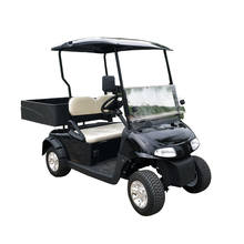 300CC single cylinder water cooled four stroke automatic transmission engine Cheap gas golf cart