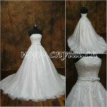 JJ2885 Beaded Sleeveless Ball Gown Beaded Lace ball gown wedding 2013